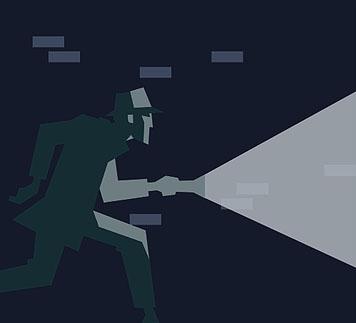 Rollläden stellen einen effektiven Einbrecherschutz dar